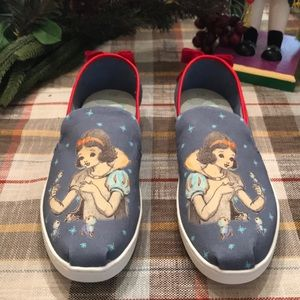 TOMS Snow White Shoes